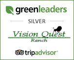 Trip Advisor - Green Leaders Logo